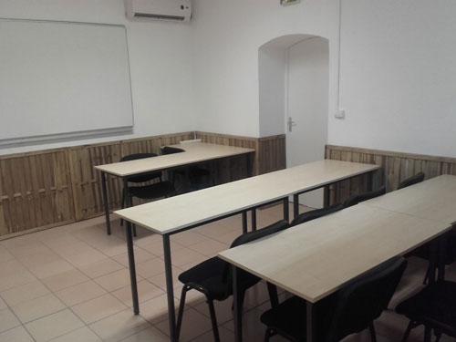 Salle de cours n°2 de FFSR